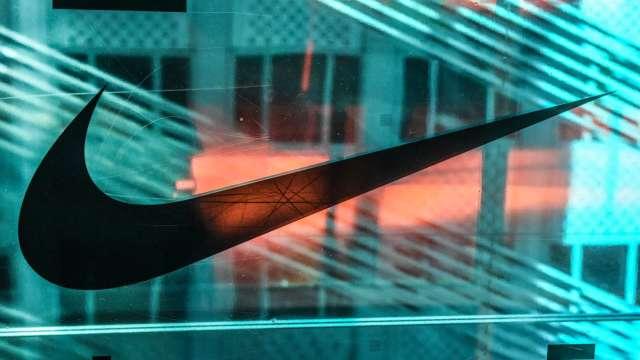 〈財報〉供應鏈中斷、越南廠停產 Nike Q1財報黯淡 盤後挫跌逾3%(圖片:AFP)