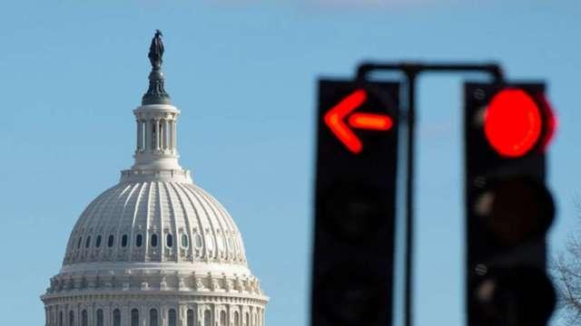 還剩7天!白宮要各部會為美國政府關門做準備 (圖:AFP)