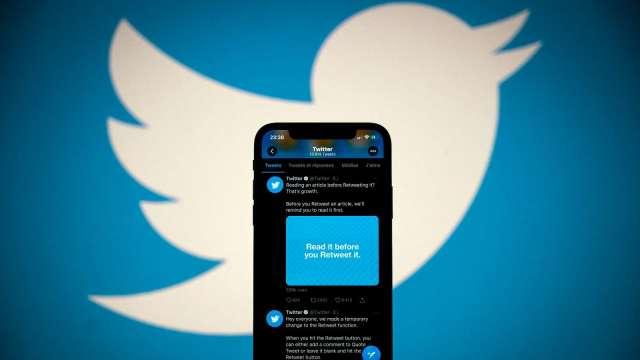 打賞功能出爐!推特公布一系列內容兌現工具 盼好文提高用戶參與度 (圖片:AFP)