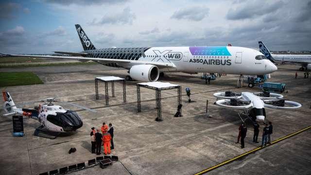 回血之路漫長!空巴:拉美航空市場須待2024年初才能回到疫情前規模 (圖片:AFP)