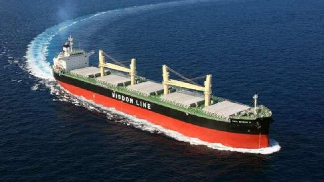 〈商品報價〉BDI連五漲 海岬型日租金重登6萬美元。(圖:慧洋提供)