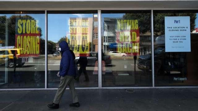 全球殭屍企業大幅增加 房地產業占比最高(圖片:AFP)