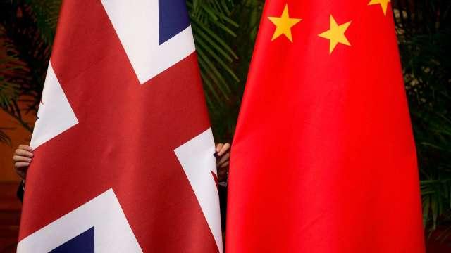 環球時報:中國已對駐英大使遭禁入英國會大廈一事 對英方採反制措施 (圖:AFP)