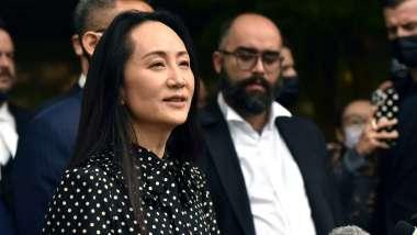 孟晚舟當庭獲釋結束三年軟禁生活 與美檢方達成緩起訴協議