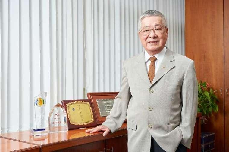 亞力電機總裁楊振通。