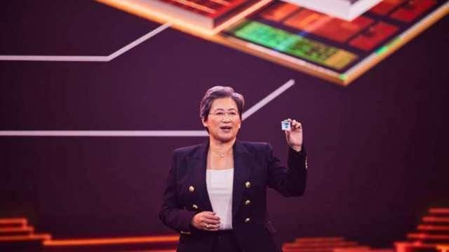AMD執行長蘇姿丰:晶片短缺估明年下半年緩解(圖:超微提供)