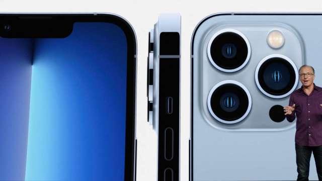 調查: 索尼2021年H1再度於智慧型手機CIS營收市占稱王 (圖片:AFP)