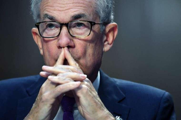 鮑爾警告,國會提高債務上限以避免任何形式的違約是必不可少的 (圖片:AFP)