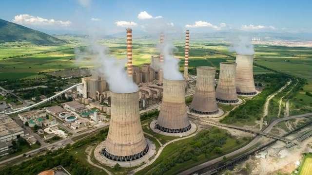 根據環保署「國家溫室氣體排放趨勢報告」顯示,能源部門歷年為臺灣溫室氣體總排放量最大之部門,占比超過9成。圖為火力發電廠。(圖/123RF)