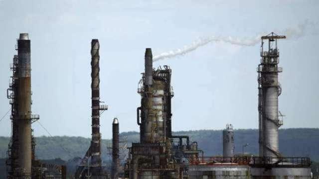 原油、金屬原物料同步飆漲 加劇通膨威脅(圖:AFP)