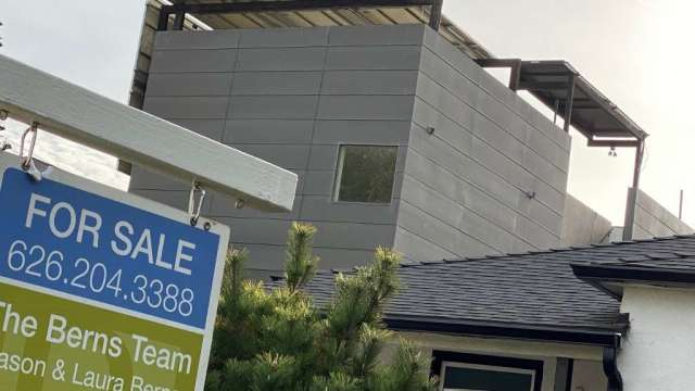 高盛:美國房價未來1年將再漲16%(圖:AFP)