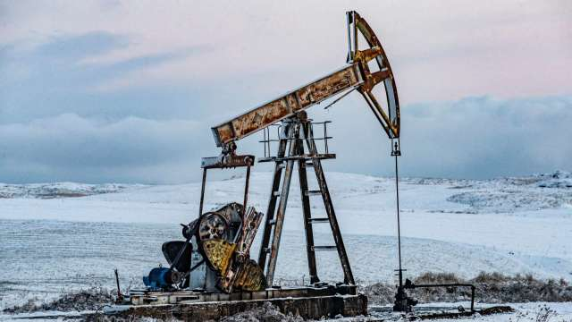 〈能源盤後〉IMF下調全球成長預期 原油漲跌互現 WTI續守80美元 (圖片:AFP)