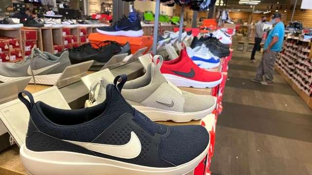 Nike跌過頭 高盛:買進的時候到了! (圖片:AFP)