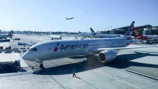 旅遊需求回升 美國航空第三季虧損有望低於預期(圖片:AFP)