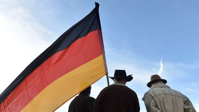 德國9月CPI年增4.1% 符合市場預期(圖片:AFP)