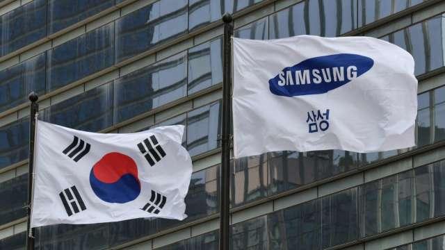 南韓9月ICT出口創高 晶片、顯示器需求貢獻大 (圖片:AFP)