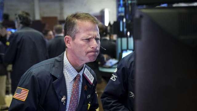 通膨是暫時的、美股可逢低買進?投資銀行看法分歧(圖:AFP)