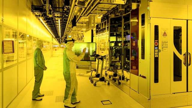 力積電擴產 亞翔再吞30.2億元大單。(圖:AFP)