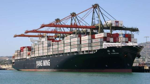 陽明強調短期以推動船舶汰舊換新為優先。(圖:陽明提供)