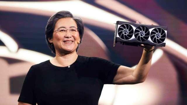 AMD總裁暨執行長蘇姿丰。(圖:超微提供)