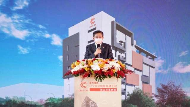 是方董事長吳彥宏。(圖:是方提供)