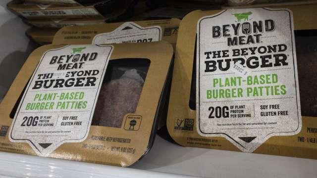 麦当劳选择性推出植物肉堡 超越肉类恐只有小众市场