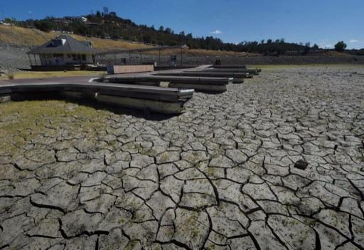 亞洲新興經濟體快速發展,增加水資源壓力。 (圖:AFP)