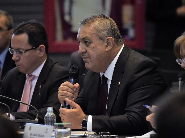 委石油部長:美國為政治目的破壞凍產協議