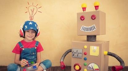 翩然走入家庭 機器人大商機
